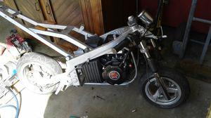 Pocket Bike with a 79cc predator motor for Sale in Marietta, GA