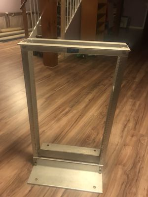 "CPI CHATSWORTH RACK 4"" tall. Aluminum for Sale in Framingham, MA"
