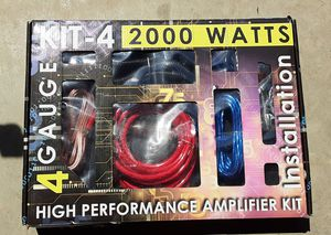 High Performance Amplifier Kit for Sale in Hammond, IN