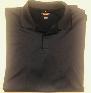 Men's gray polo shirt with collar for Sale in Alexandria, VA