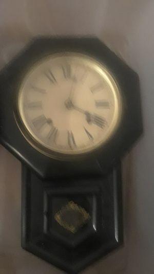 Seikosha 1920s antique Japanese wall clockb o.b.o for Sale in Indianapolis, IN