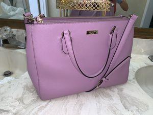 Violet Kate spade purse for Sale in Lawrenceville, GA