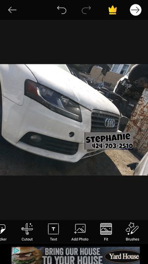 Audi A4 PARTs for Sale in Los Angeles, CA