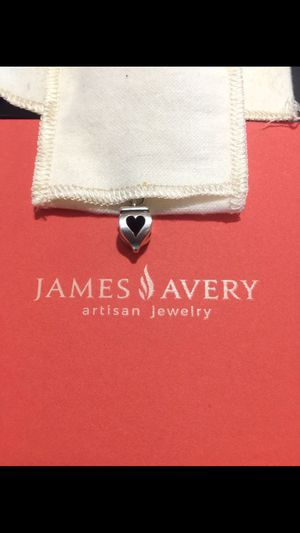 Retired James Avery Heart ❤️ Charm for Sale in Houston, TX