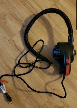 Coleman 120v Air Pump for Sale in San Diego, CA