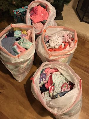 Hundred(s) of cute baby girl clothes 💕 for Sale in San Diego, CA