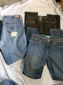 Size 16. Womens Jeans. 3 Pieces Lot for Sale in Lynnwood,  WA