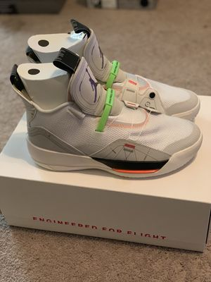 """DS Air Jordan 33 """"Grey"""" for Sale in Fort Washington, MD"""