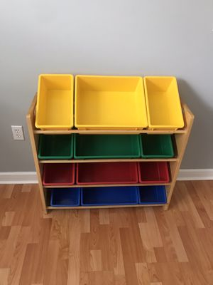 Toy storage bins organizer for Sale in Miami, FL