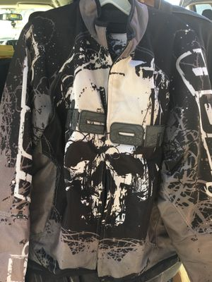 I Con , motorcycle jacket, w/protective hardware, size XL, very good condition$50 for Sale in Houston, TX