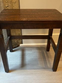 Small Wooden End Table for Sale in Washington,  DC