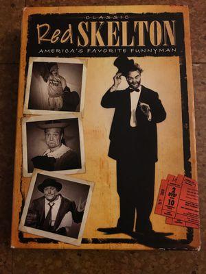 Red Skeleton DVD for Sale in La Puente, CA