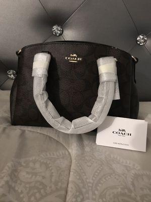 New coach mini crossbody bag for Sale in Poinciana, FL