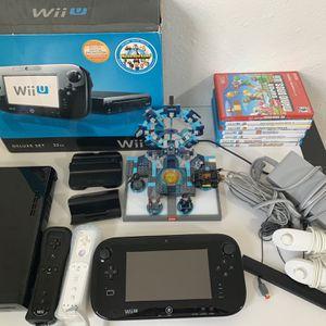 Nintendo Wii U Bundle w/7 Games Video Game System for Sale in Fort Lauderdale, FL