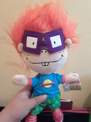 Chuckie Rugrats Doll Plush Toy for Sale in Houston, TX