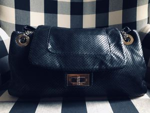 Chanel Classic Flap Perforated Leather Bag for Sale in Chesapeake, VA