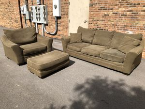 Couch and chair for Sale in Florissant, MO