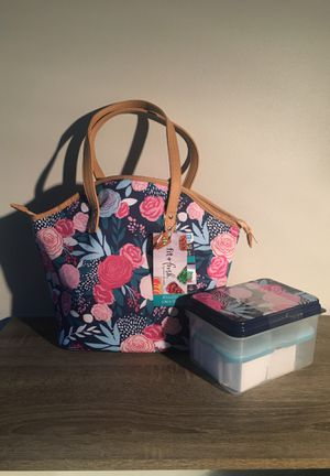 Fit and fresh insulated lunch tote for Sale in Austell, GA
