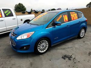 2014 Ford C-Max Hybrid SEL> 4 CYLINDER> HYBRID> LOW MILES> EXTRA CLEAN for Sale in Santa Ana, CA
