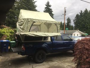 Wildernest canopy/camper for Sale in Bellevue, WA