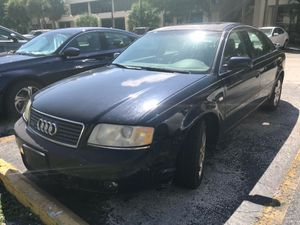 2004 Audi Midnight Blue-$2850 SERIOUS BUYERS ONLY for Sale in North Miami Beach, FL