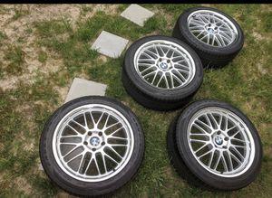 "19"" inch rims and tires for Sale in Murfreesboro, TN"