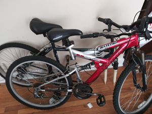 2 bikes As Is. Easy and Simple Repairs for Sale in Detroit, MI