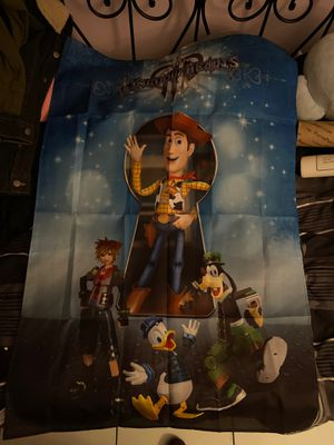 Poster kingdom hearts 3 for Sale in Paramount, CA