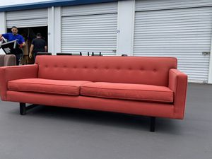 Red Room & Board Couch/ Sofa for Sale in Foster City, CA