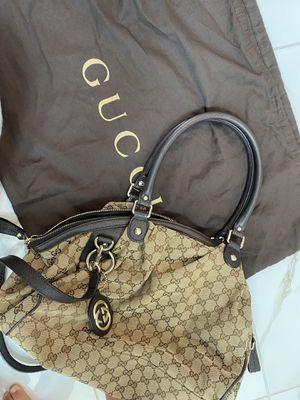 Original Gucci handbag with duster bag. Excellent condition. for Sale in Sugar Land, TX