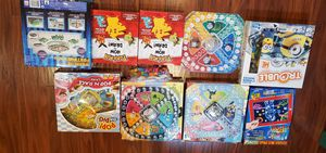 Trouble games and pokemon art books for Sale in Philadelphia, PA