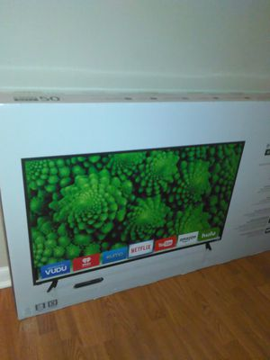 Vizio 50 inch HDTV for Sale in Raleigh, NC