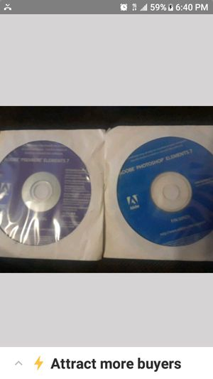 Adobe Photoshop and Priemere for Sale in NJ, US