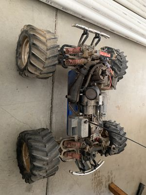 Traxxas t-max for Sale in Durham, CA