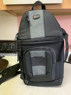 NEW Lowepro Sling Camera Backpack for Sale in Tacoma, WA