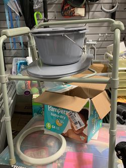 Bariatric Commode Toilet Riser for Sale in Frisco,  TX