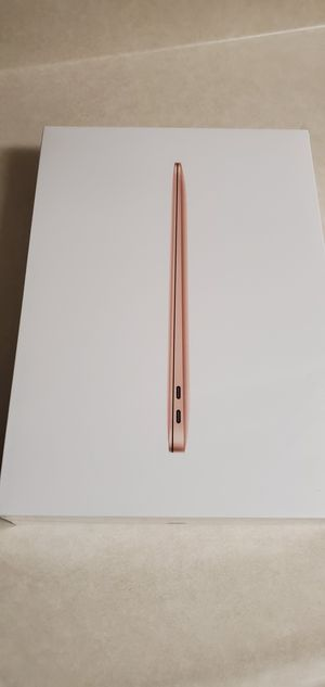 Brand New Sealed 2020 Gold Macbook Air 256gb for Sale in Folsom, CA
