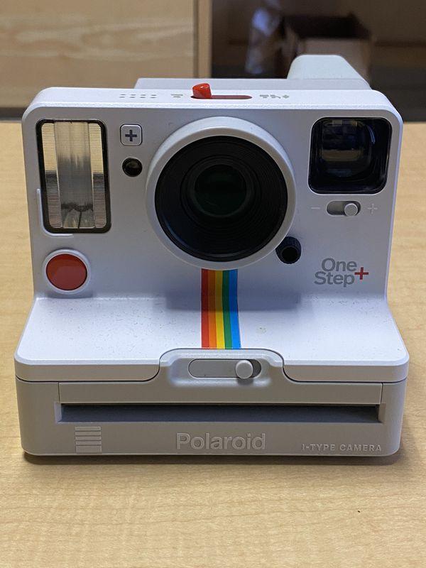 Polaroid Camera I-type White