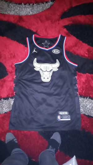 Nike bulls all star jersey for Sale in Washington, DC
