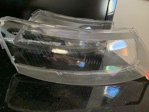Audi A8 d3 headlights lens for Sale in Central Falls, RI