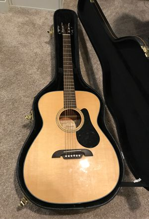 Alvarez Acoustic Guitar and Case for Sale in Sammamish, WA