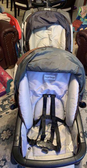 Double stroller for Sale in Lantana, FL
