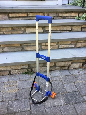 Folding two wheeler dolly handtruck for Sale in Concord, MA