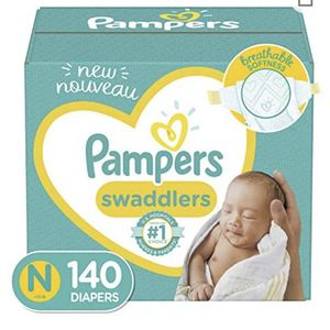 Pampers Size Newborn for Sale in Los Angeles, CA