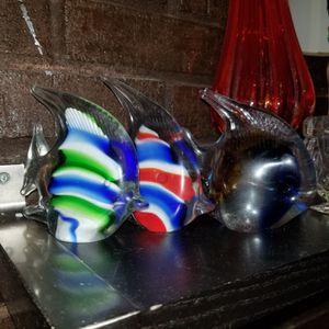 Blown Glass Fish for Sale in Miami, FL