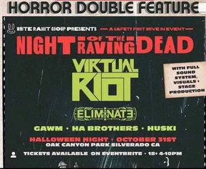 vritual riot car rave VIP ticket for Sale in Dana Point, CA