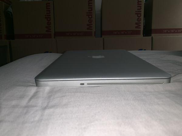 Macbook Pro 13 inch (Late 2011)