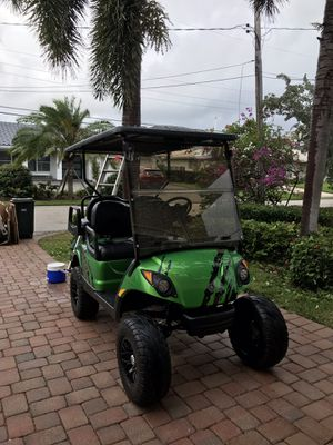 Yamaha golf cart for Sale in Highland Beach, FL