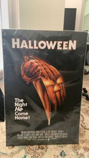 Halloween Movie Poster for Sale in Tempe, AZ
