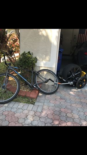 Bike trailer for Sale in Miramar, FL
